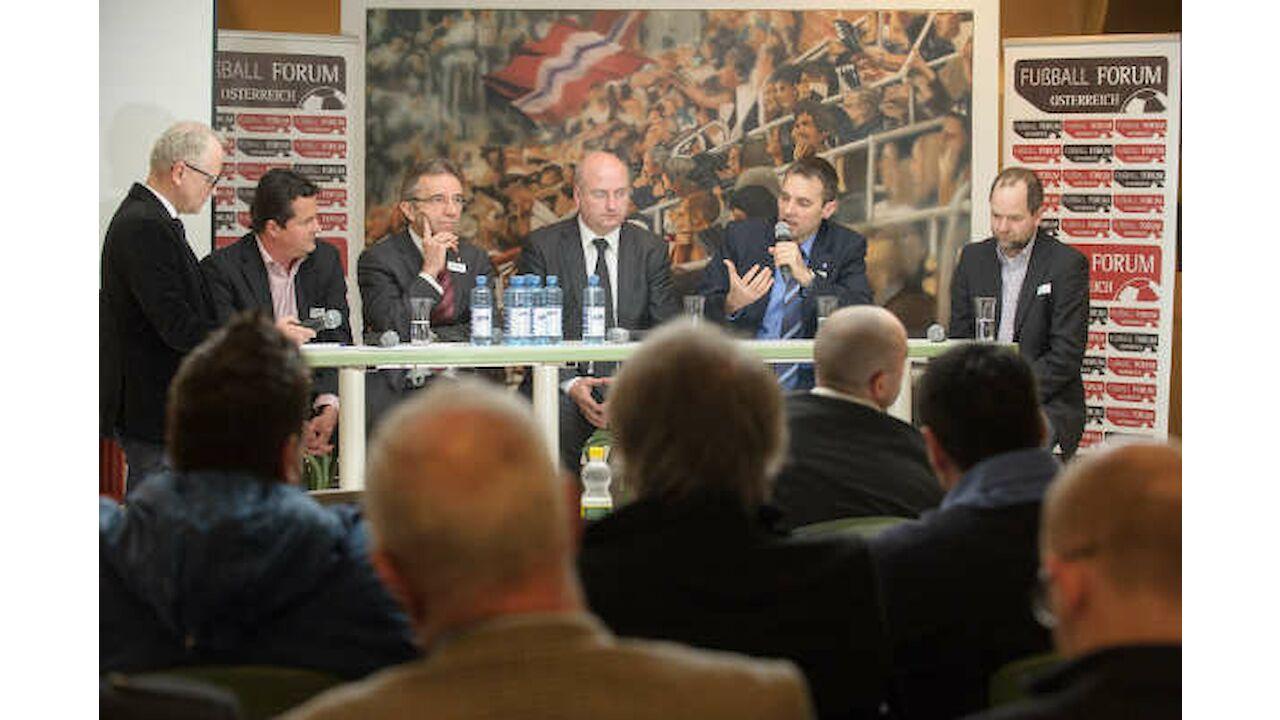 Fußball Forum Am 15 Jänner In Wien