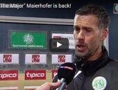 Stefan Maierhofer: Zurück in der Bundesliga mit Rekord-Werten