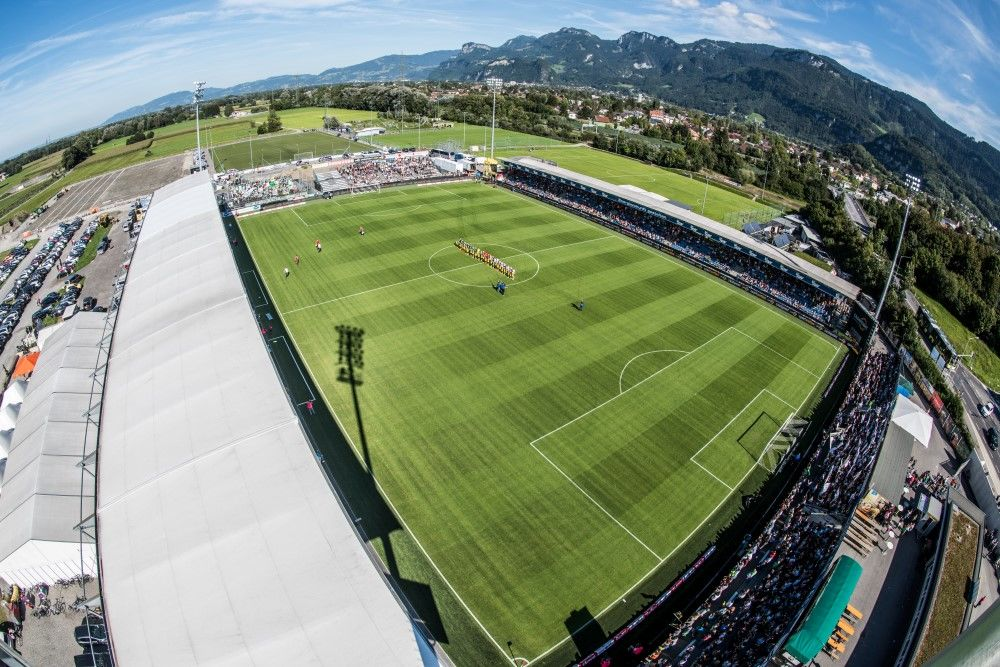 Cashpoint Arena Altach Gepa Pictures