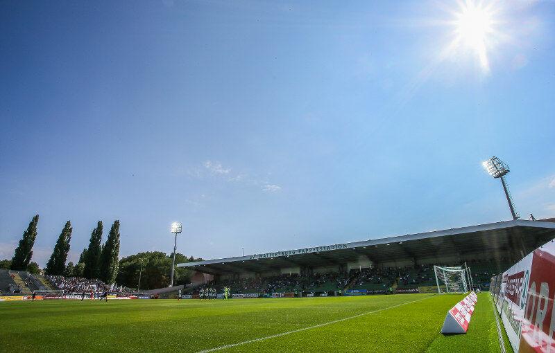Pappel Stadion Mattersburg Gepa Pictures