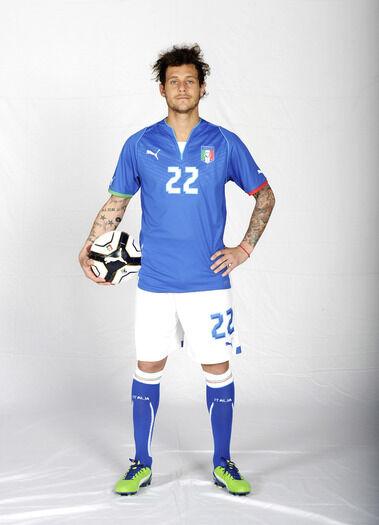Neues Puma Trikot von Italien