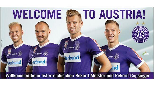 Austria stichelt mit Werbe-Kampagne