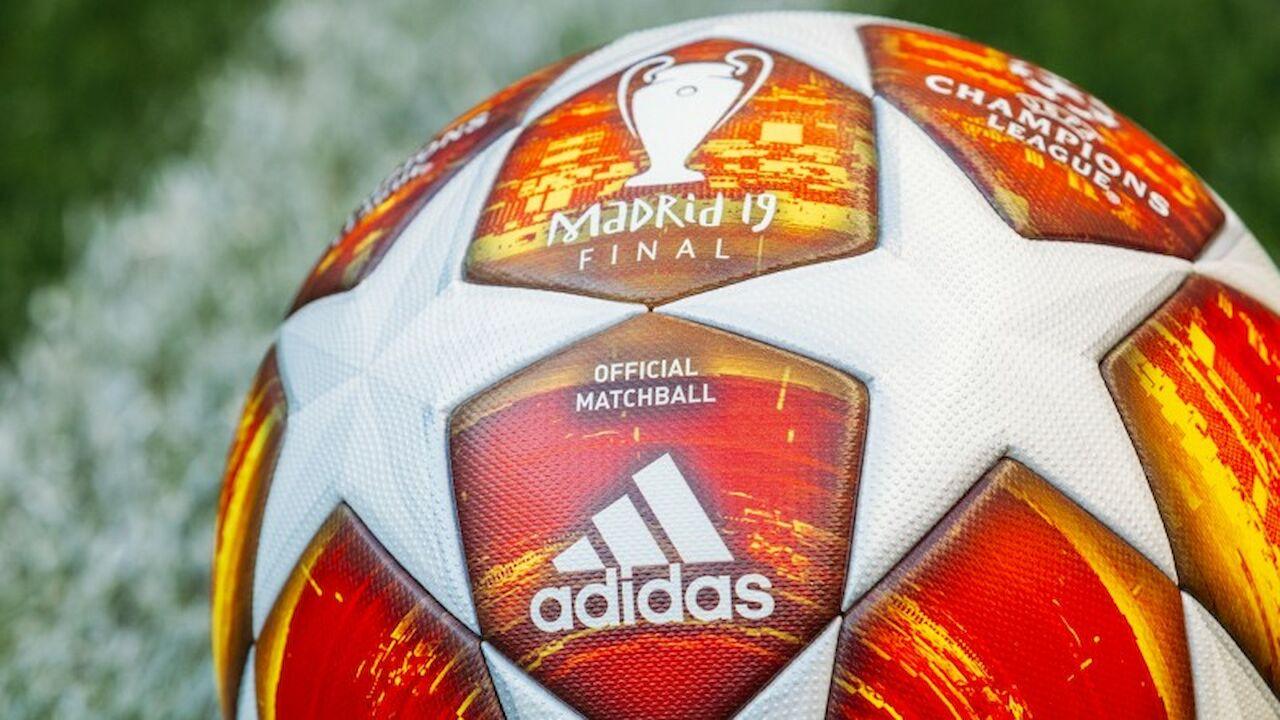 Madrid 2019 Adidas Stellt Finalball Der Champions League