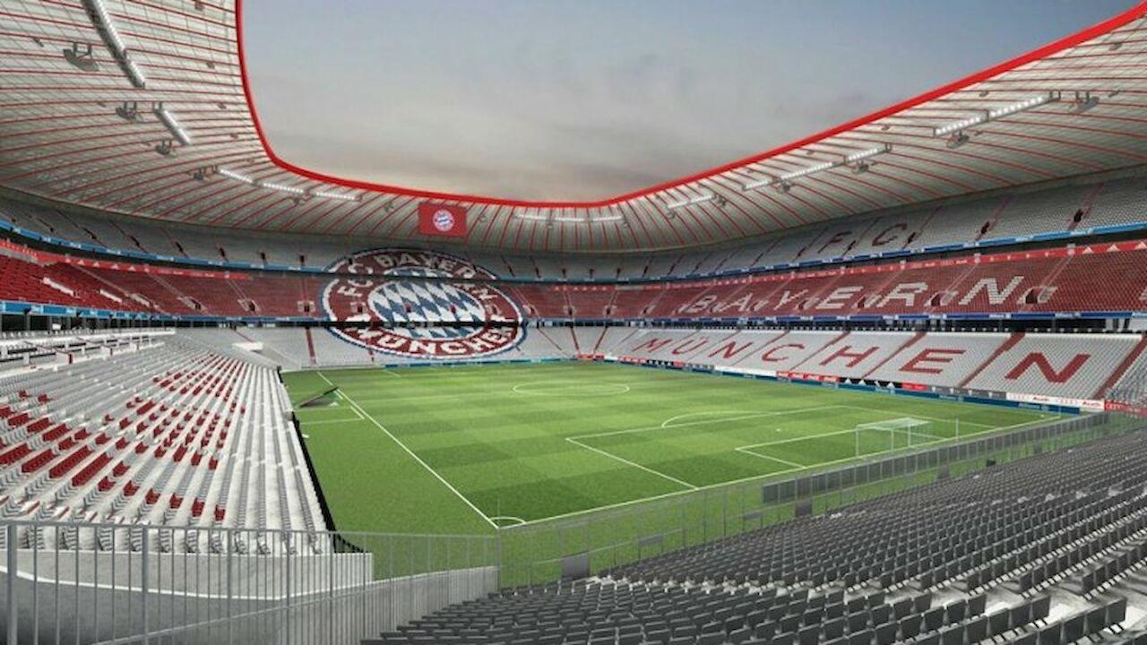 Parkplätze Allianz Arena