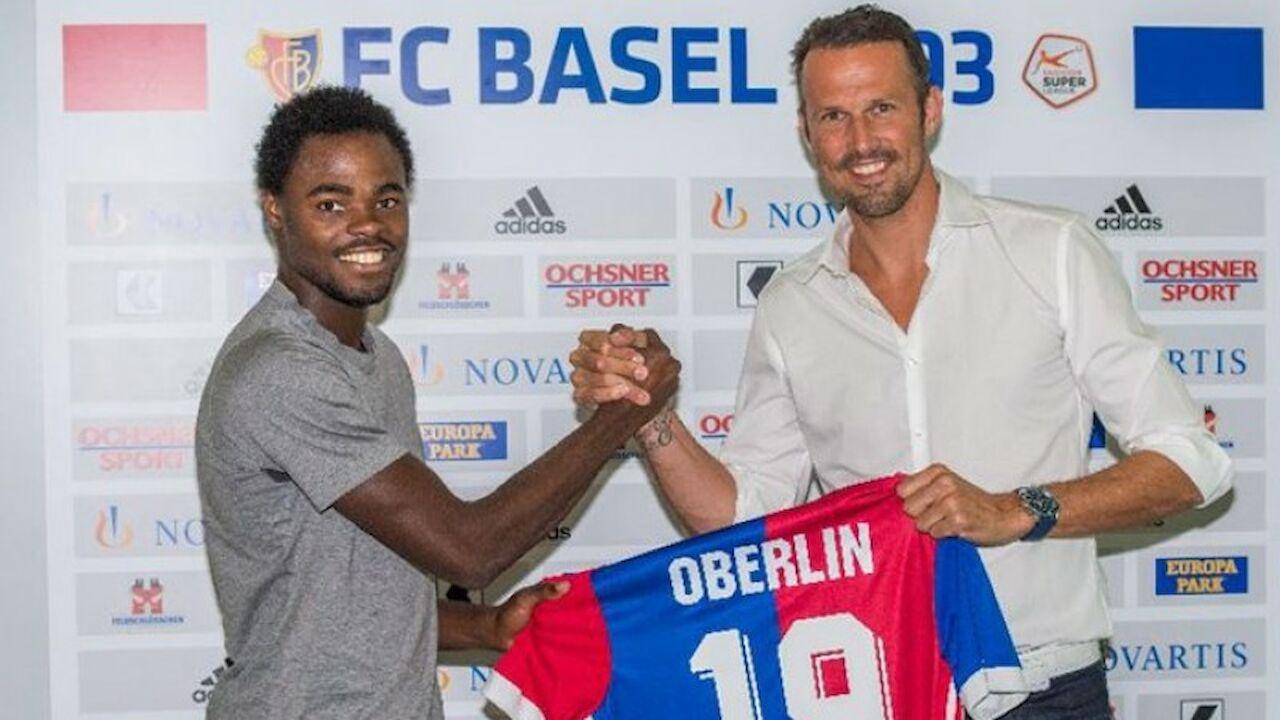 FC Red Bull - Dimitri Oberlin zum FC Basel