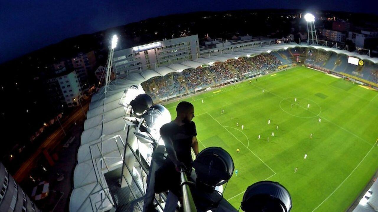 """Urban Monkeys"": Stadionkletterer verurteilt"
