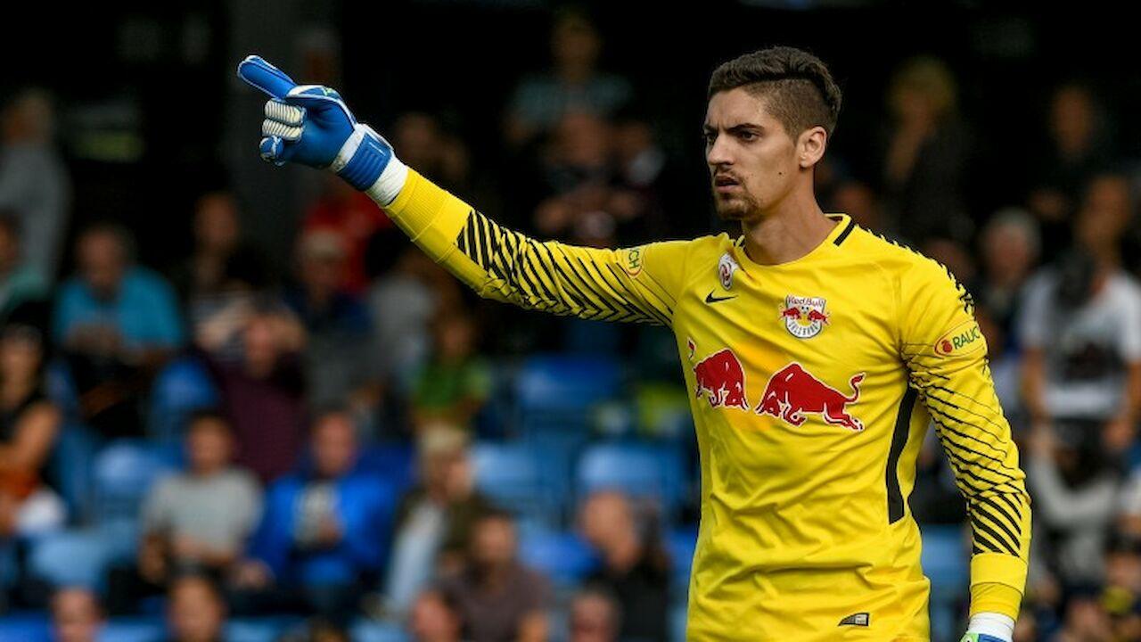 Bundesliga: Altach zeigt Respekt vor Salzburg