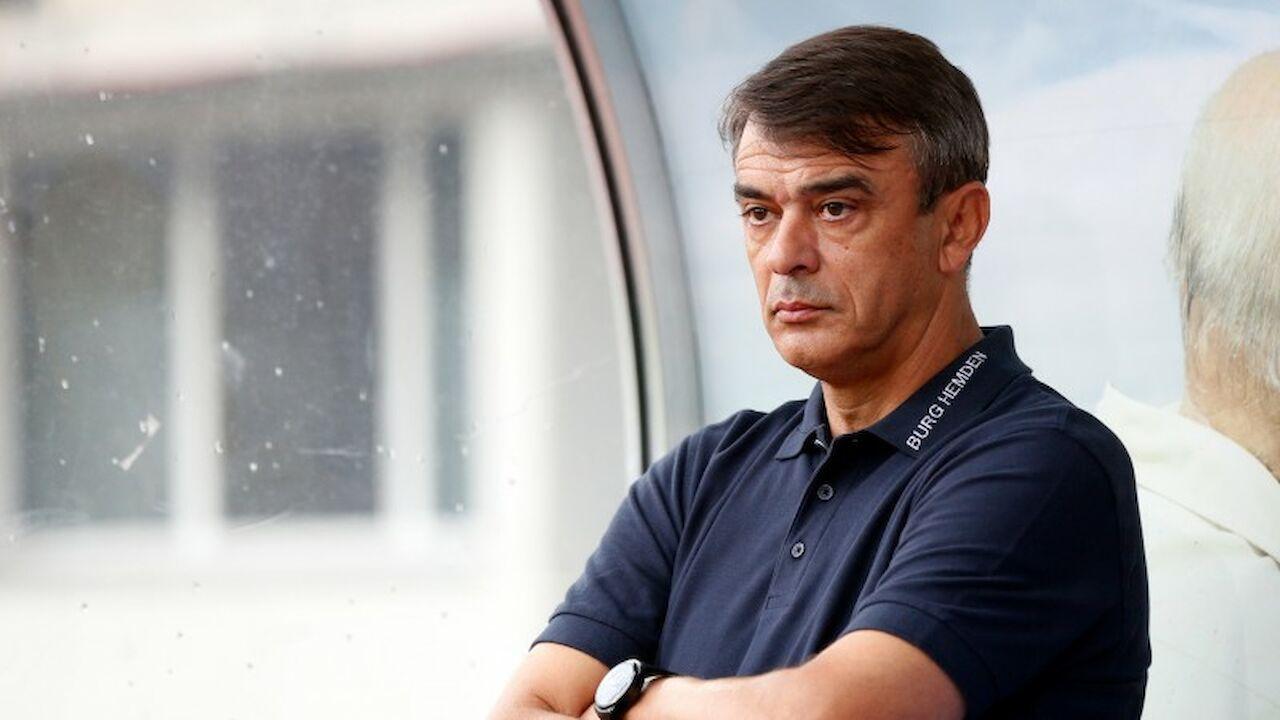 Admira: Buric wechselt nach Fürth, Baumeister wird neuer Trainer
