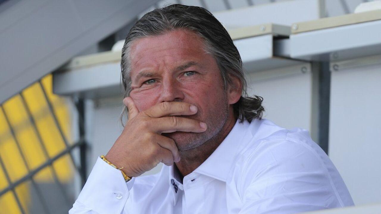 Fußball: St. Pölten trennte sich von Schinkels - Schupp übernimmt