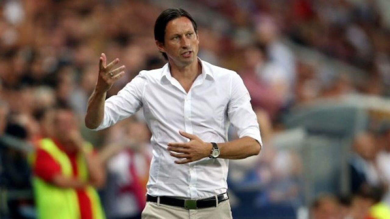 Roger Schmidt Schalke