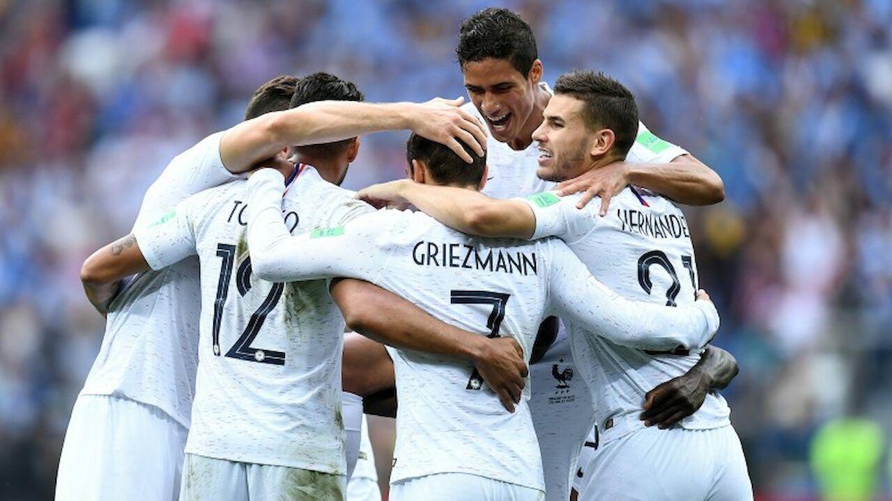 Uruguay Gegen Frankreich