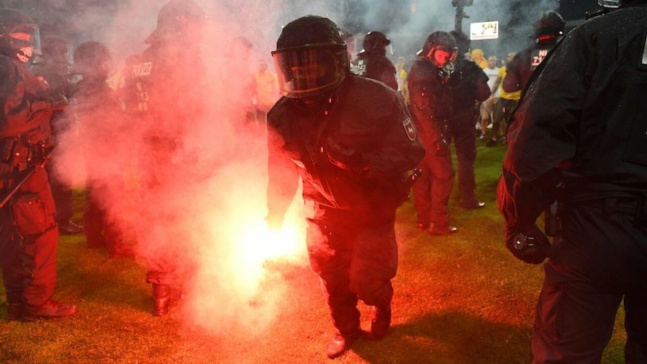 Polizist stirbt bei Fan-Krawallen in Bilbao