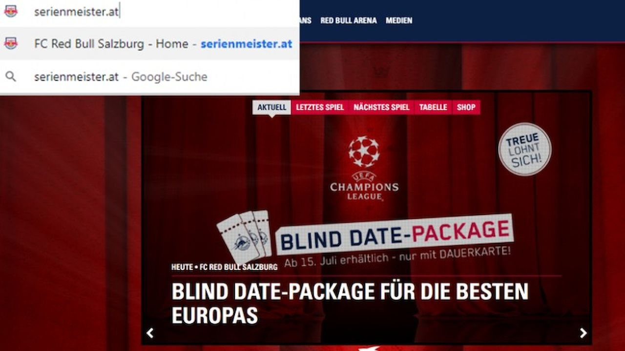 blind dating Salzburg Hva er loven om voksne dating mindreårige