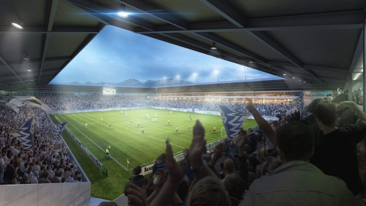 Neues stadion in lausanne soll 2019 fertig sein - Architekten stade ...