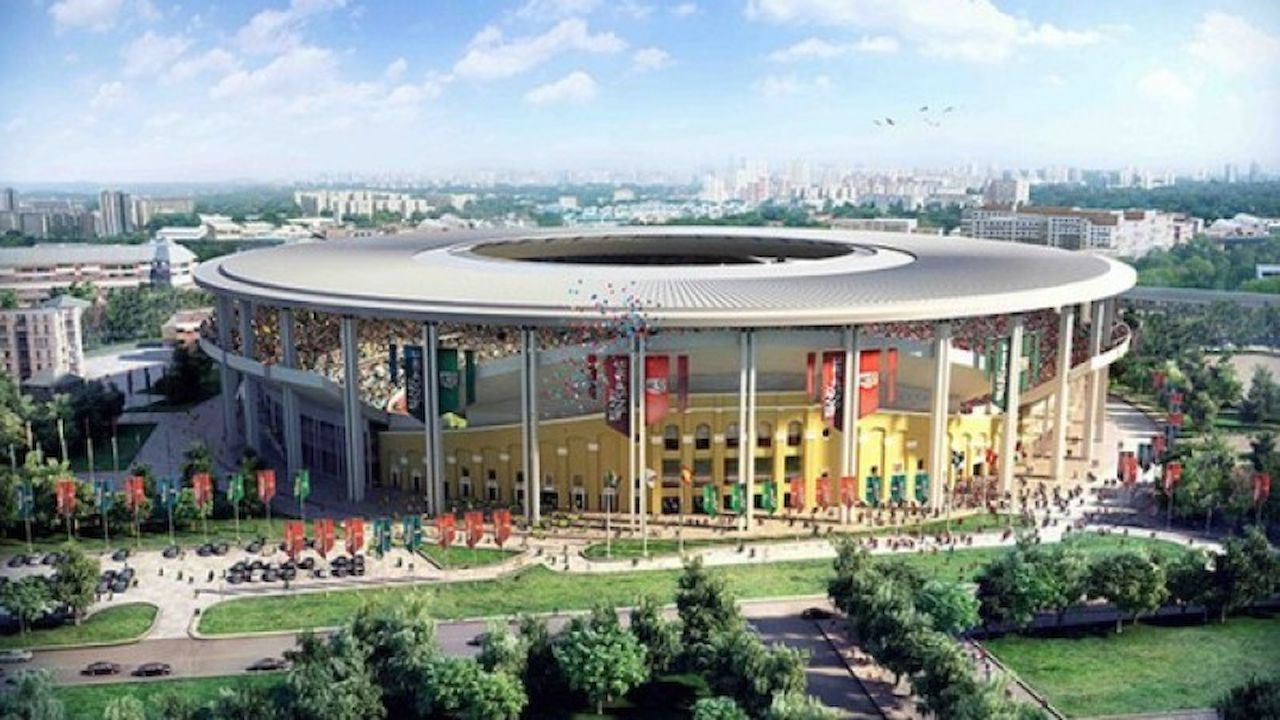 Jekaterinburg Stadion