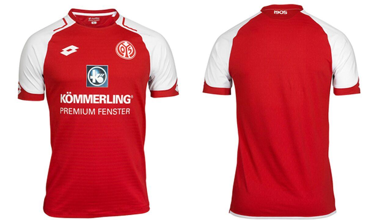 Neue Bundesliga Trikots