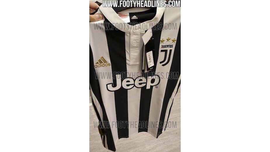 Neues Juventus Trikot